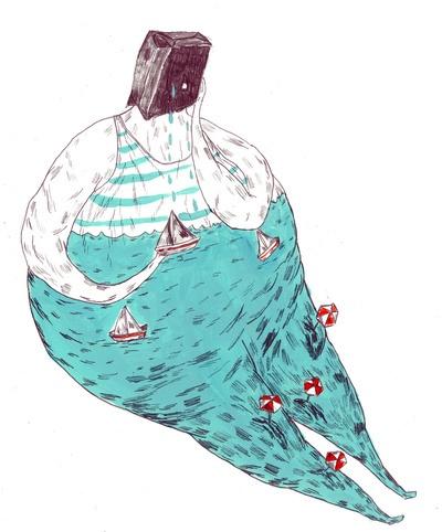 Art Print by mariana