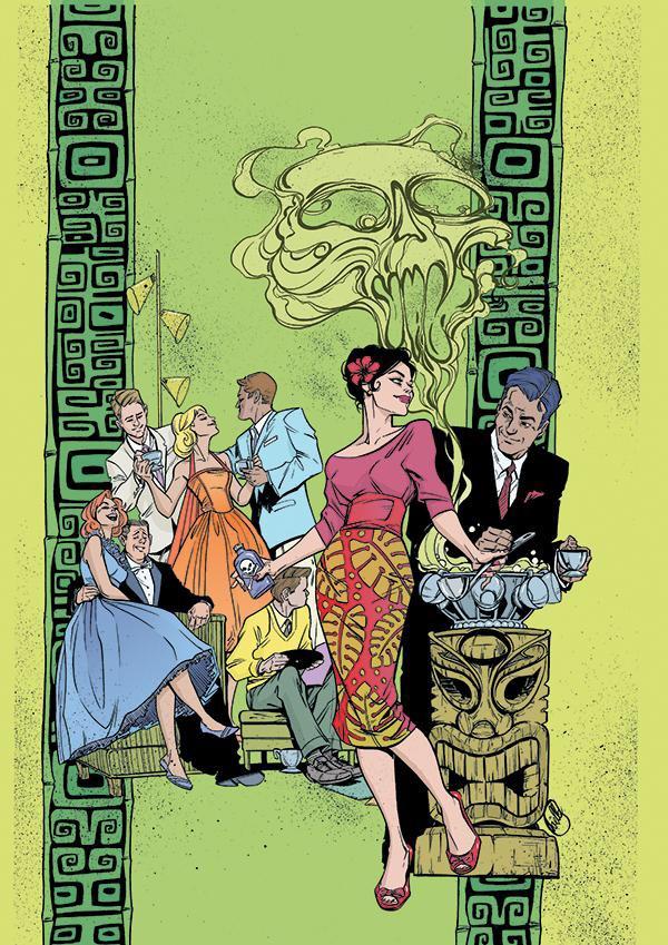 Lady Killer cover #3