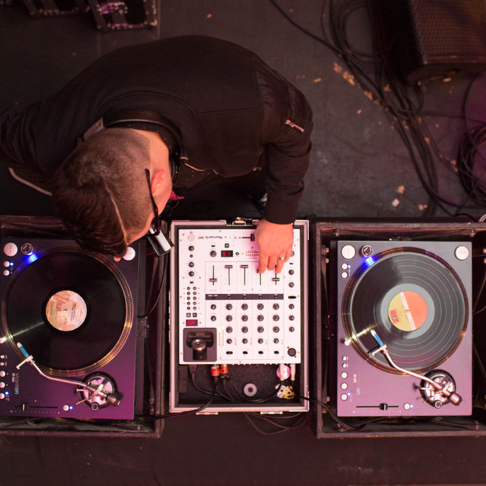 DJs + Music