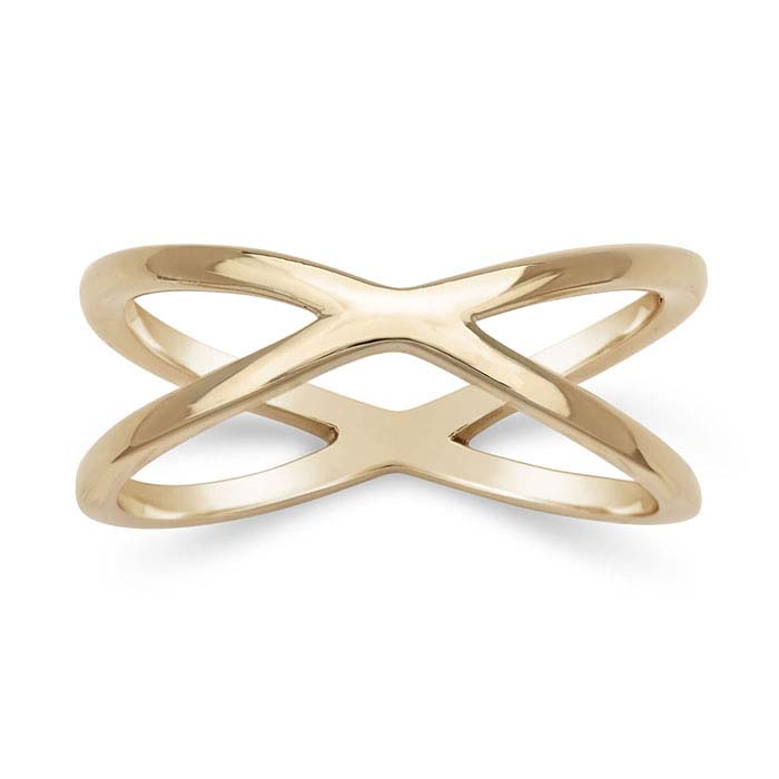 Solid Bronze X ring SS18