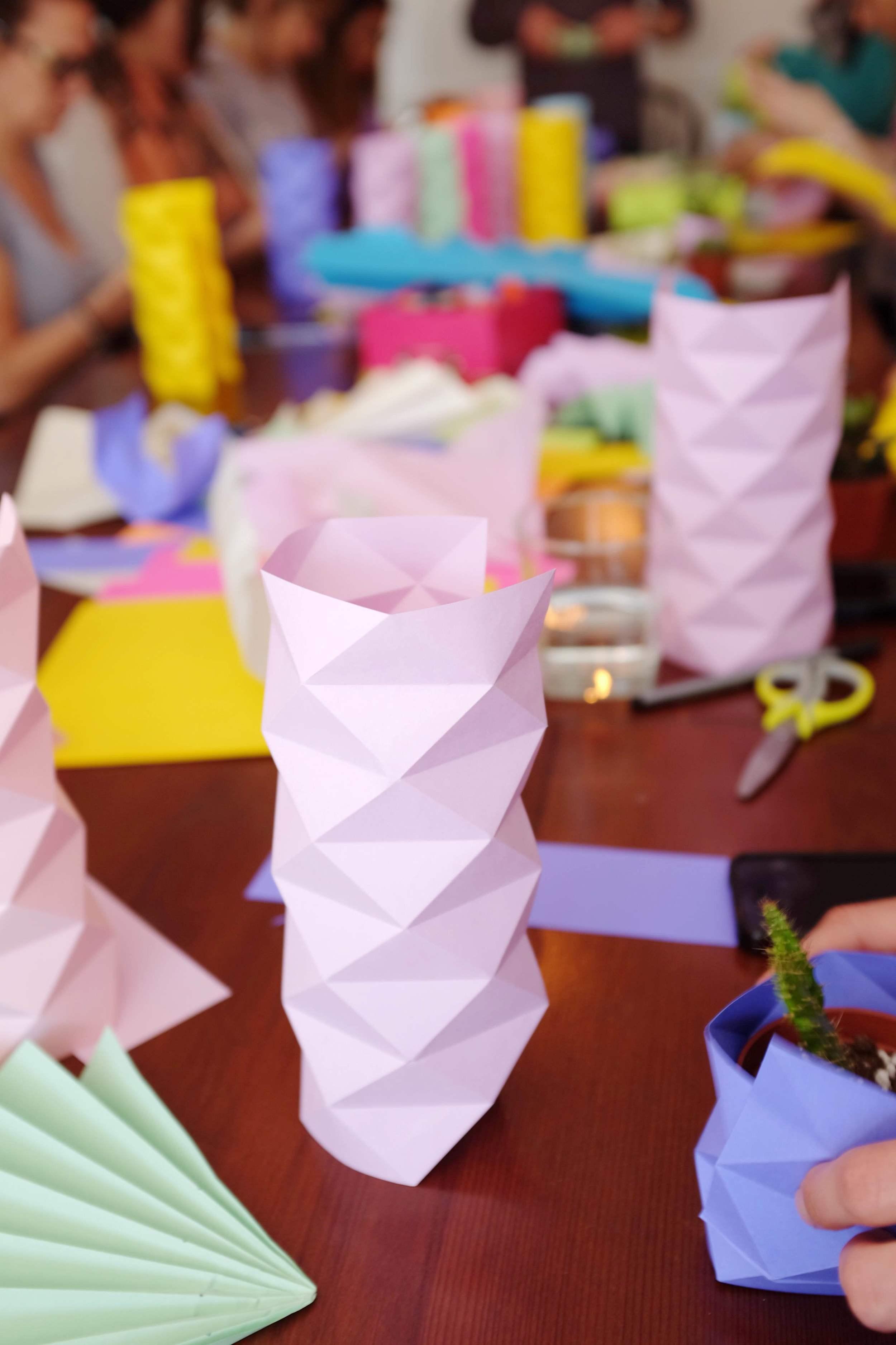 miss cloudy atelier workshop origami boucle et papier montreal