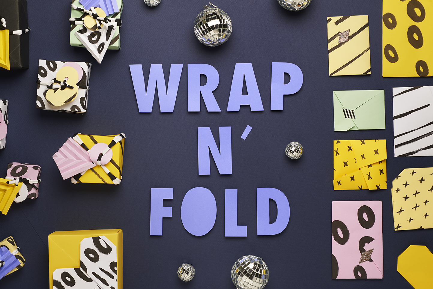 miss cloudy christmas party wrap n fold