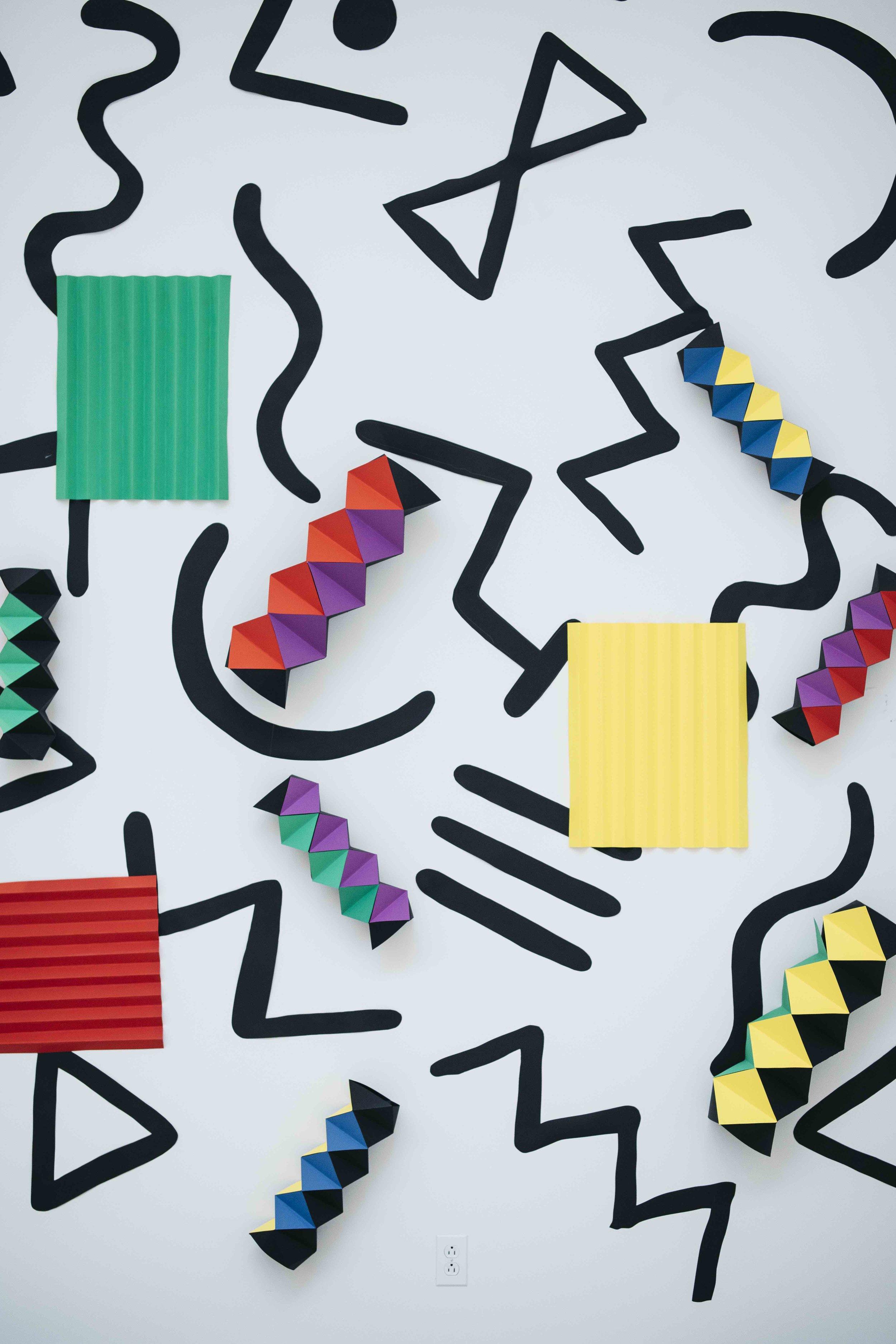 miss cloudy pauline loctin ancestrale paper art installation origami mural wall 6.jpg