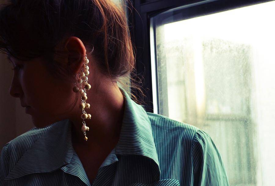 Pearl Ear Hook