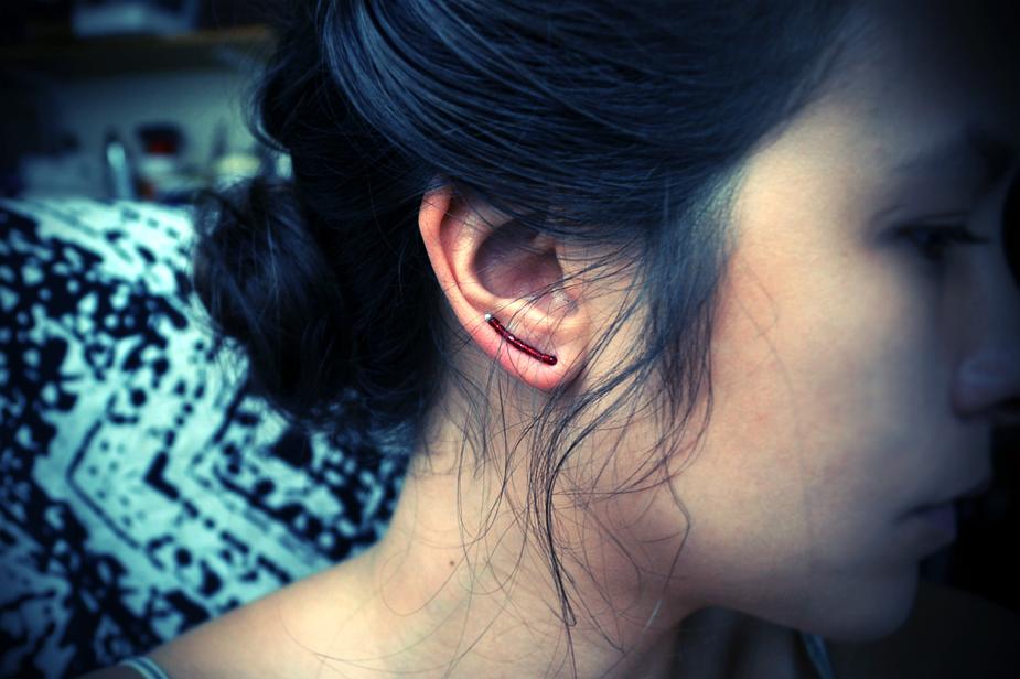 Ten Minute Earrings
