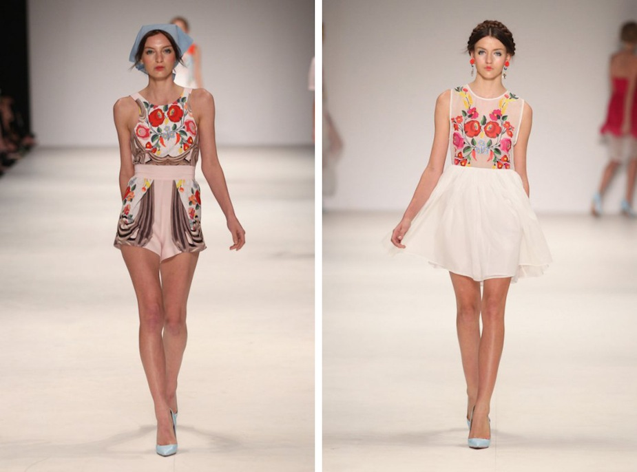 Alice McCall Flowers