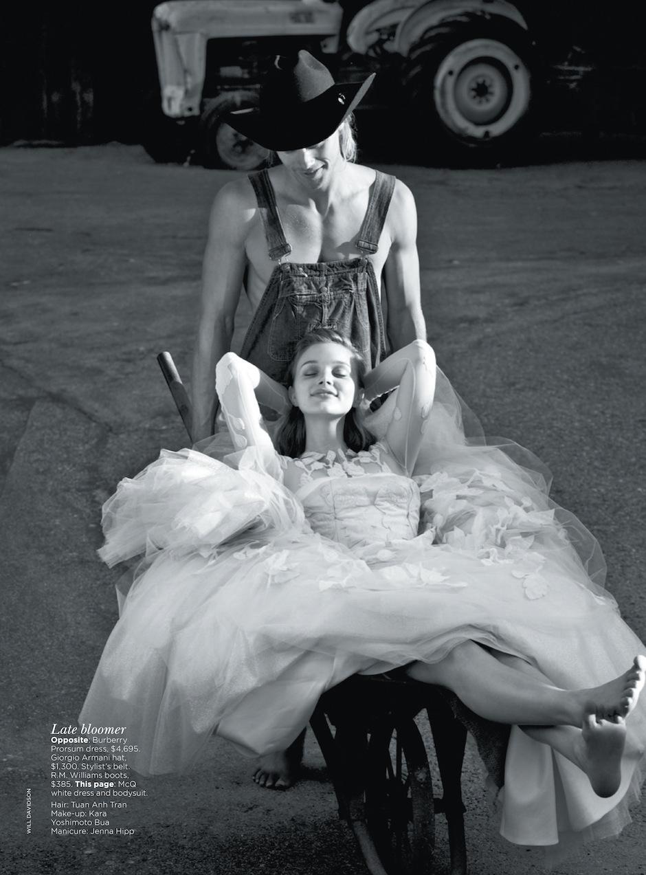 Bella Heathcote by Will Davidson (Ciao Bella - Vogue Australia September 2012) 6.jpeg