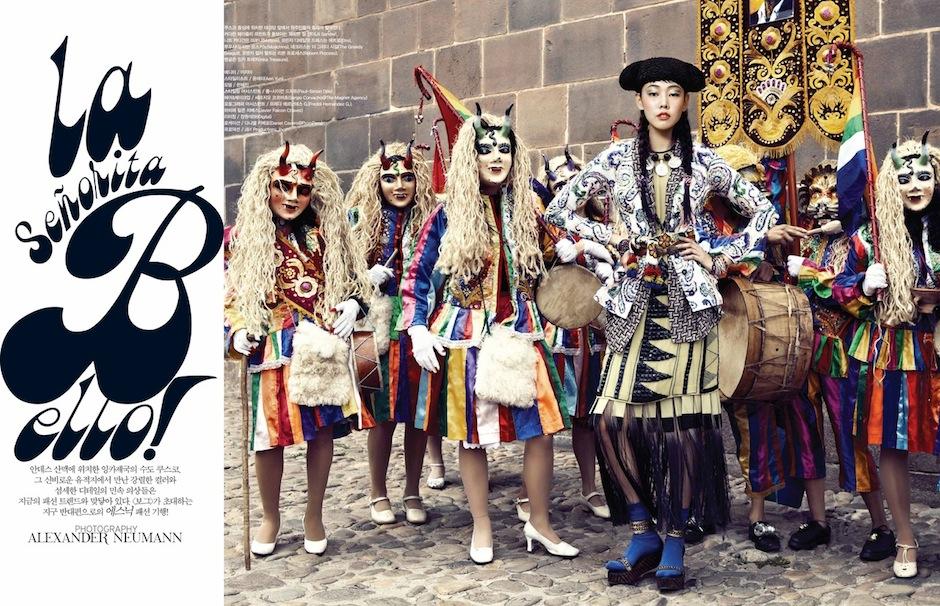 Han Hye Jin by Alexander Neumann (La Bella Señorita - Vogue Korea July 2012) 1.jpeg