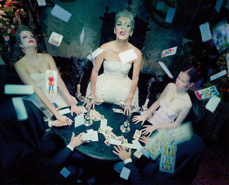 Eniko Mihalik by Miles Aldridge (So Magical, So Mysterious - Vogue Italia September 2012) 6.jpeg