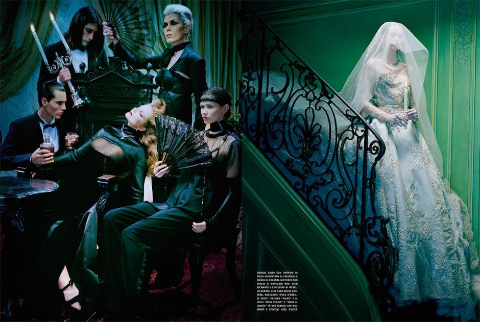 Eniko Mihalik by Miles Aldridge (So Magical, So Mysterious - Vogue Italia September 2012) 8.jpeg