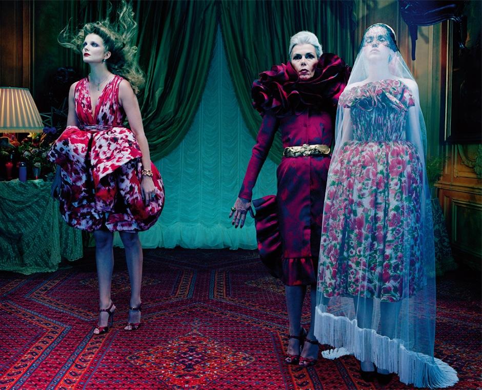 Eniko Mihalik by Miles Aldridge (So Magical, So Mysterious - Vogue Italia September 2012) 4.jpeg
