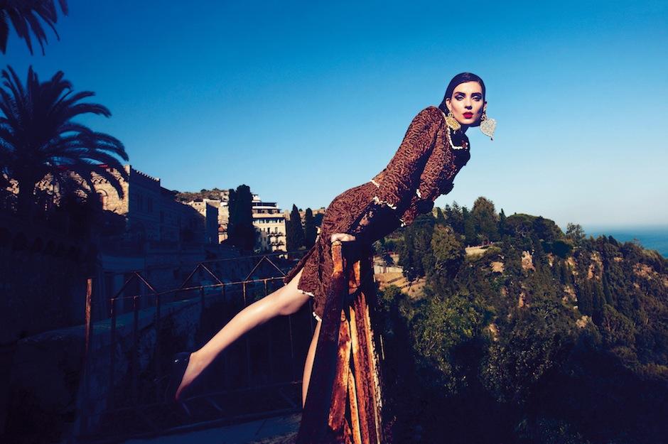 Kati Nescher by Camilla Akrans (Dolce Diva - Vogue Germany October 2012) 6.jpeg