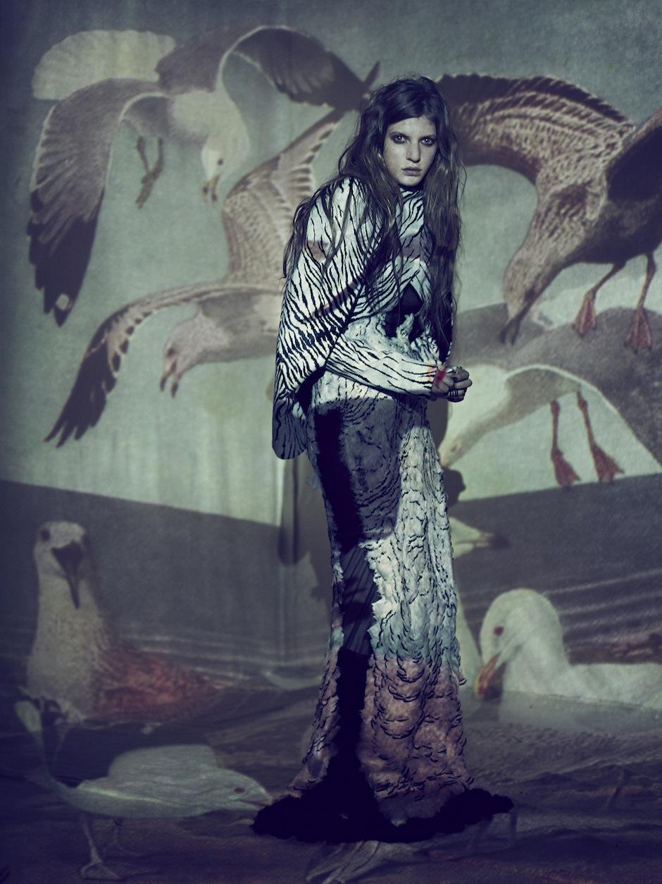 Caterina Ravaglia by Elena Rendina (The Warrior - Interview Russia December 2012) 4.jpg
