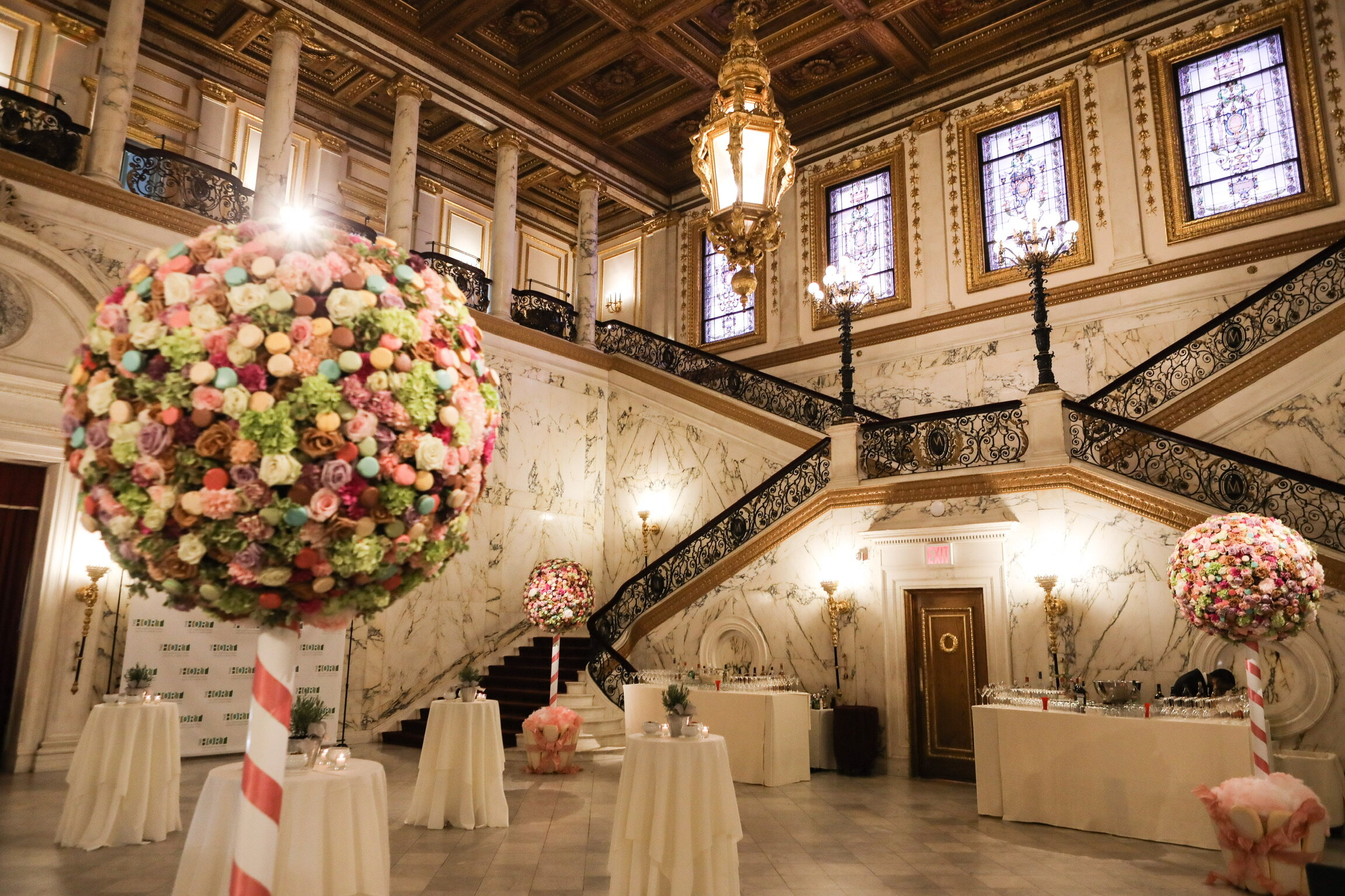 The Hort's 22nd Annual New York Flower Show Gala