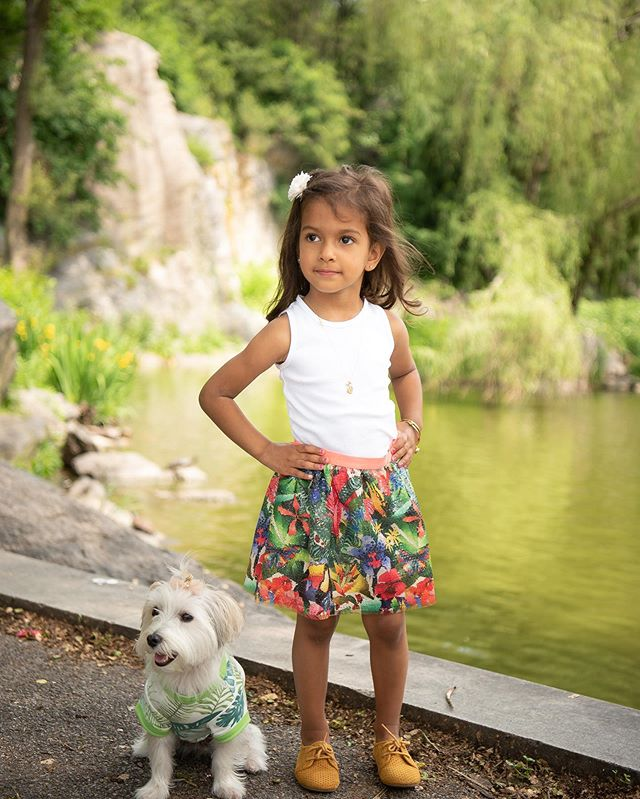 """Ok LAST BATCH (for now). But can we acknowledge that Coco is all about the photo shoot also? And Jamila's model poses?!?! Someone get me an agent! Lol before she goes back to """"no pictures mom"""""""