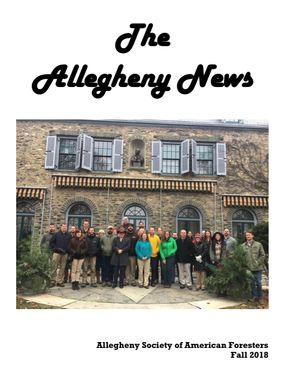 Allegheny News Fall 2018