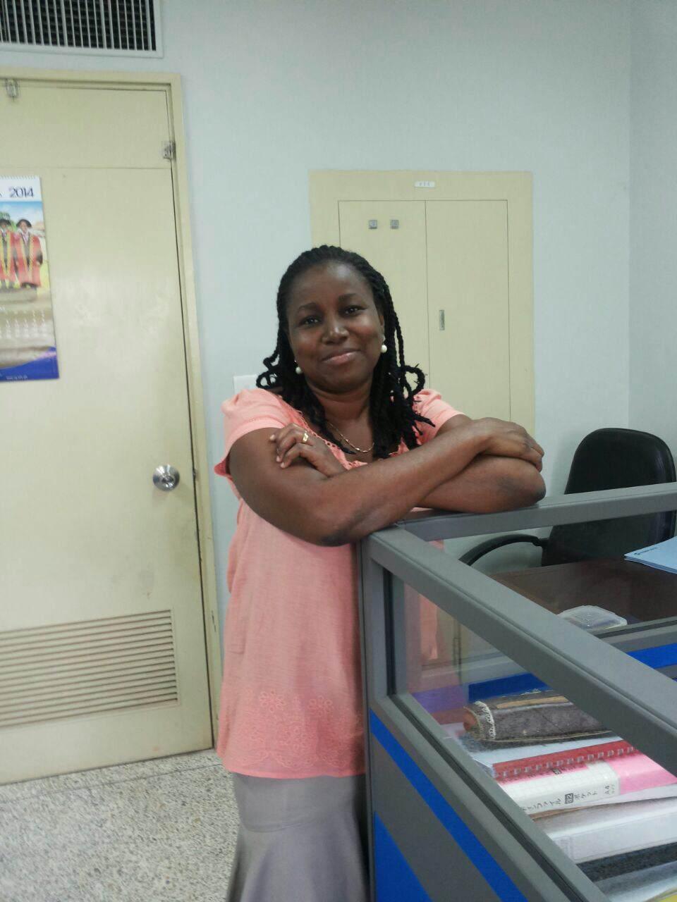 Dr. Mrs Evelyn Yayra Bonney -