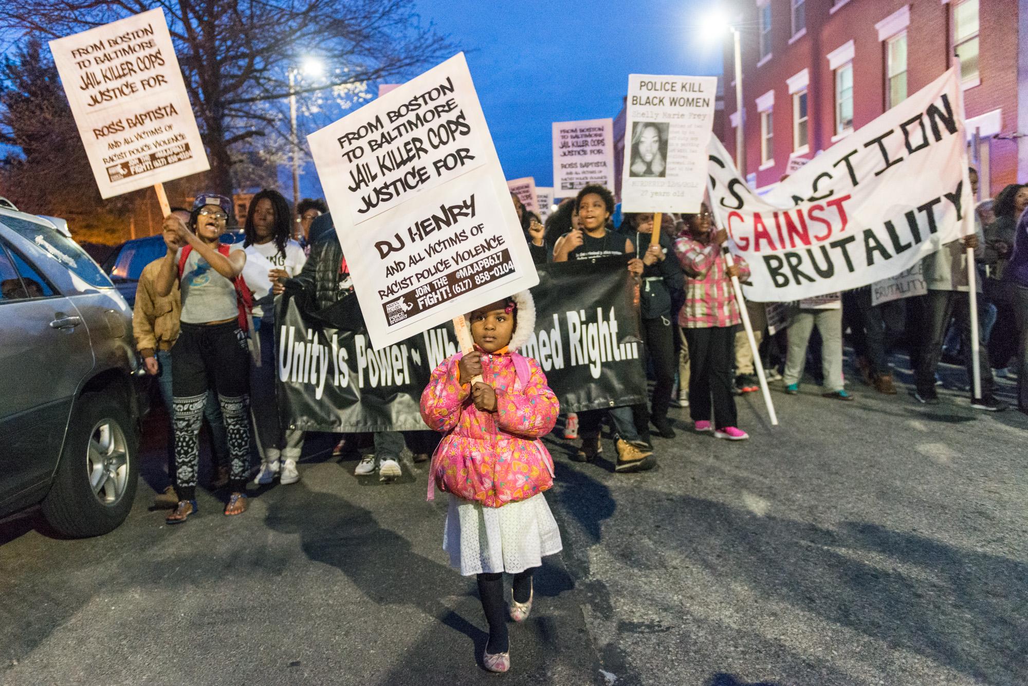 Baltimore Solidarity Rally