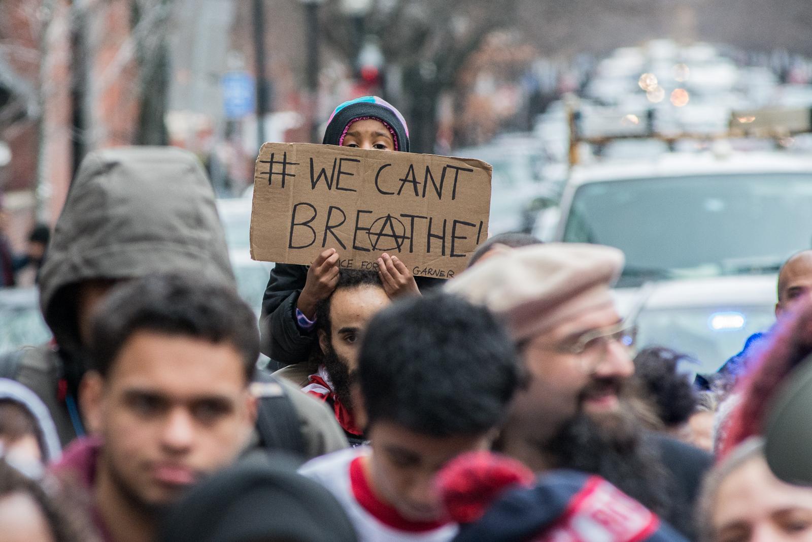 Youth Of Boston Walkout