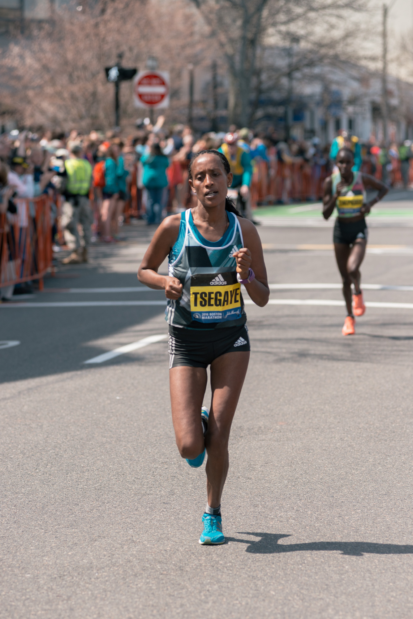 Tirfi Tsegaye -2nd place