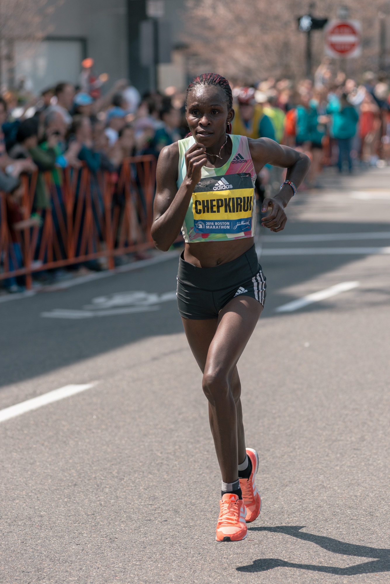Joyce Chepkirui -3rd place