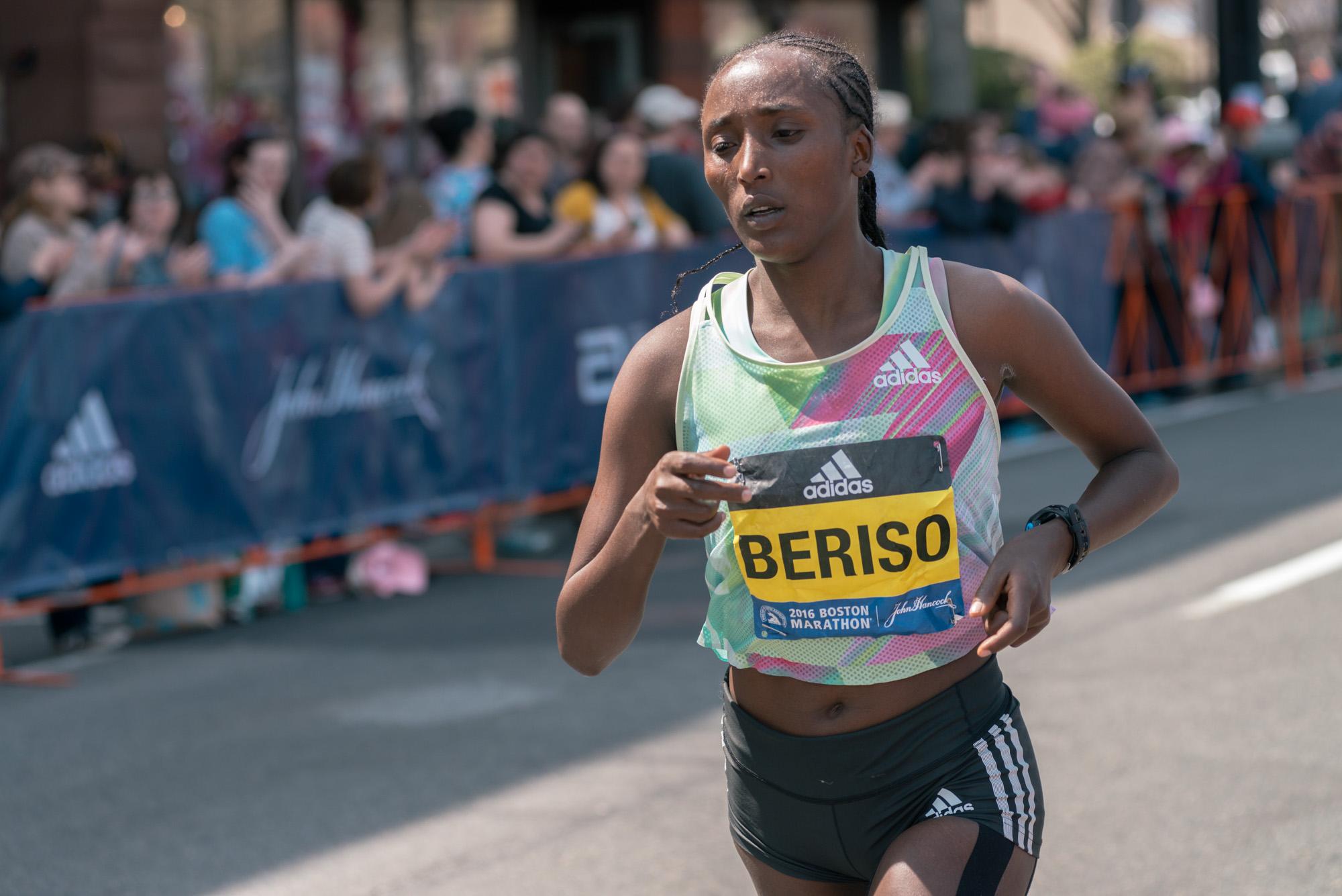 Amane Beriso -13th place