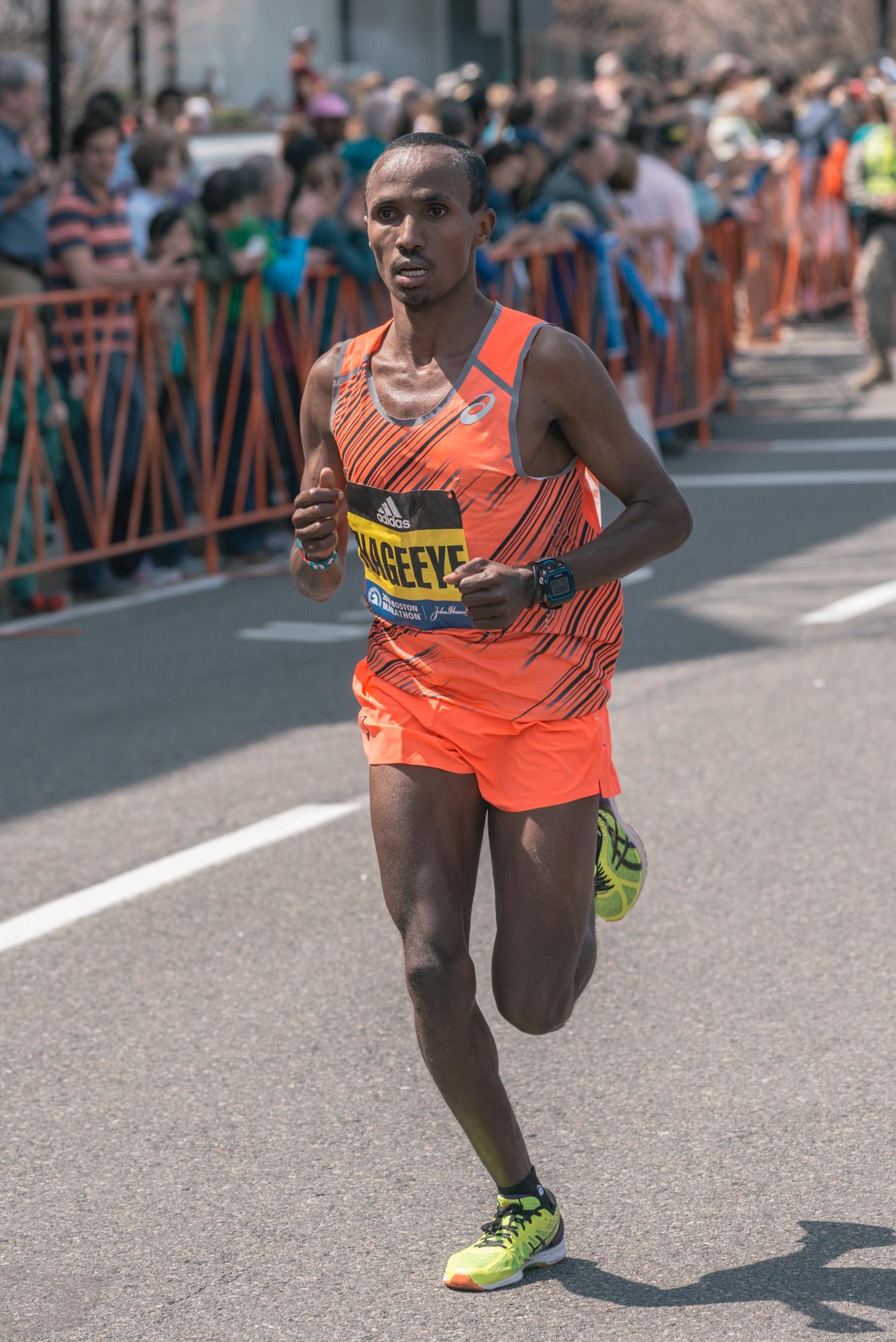 Abdi Nageeye - 8th place