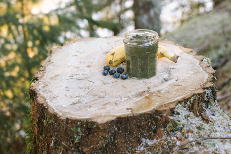 Morning Super Smoothie Recipe | Mallorie Owens