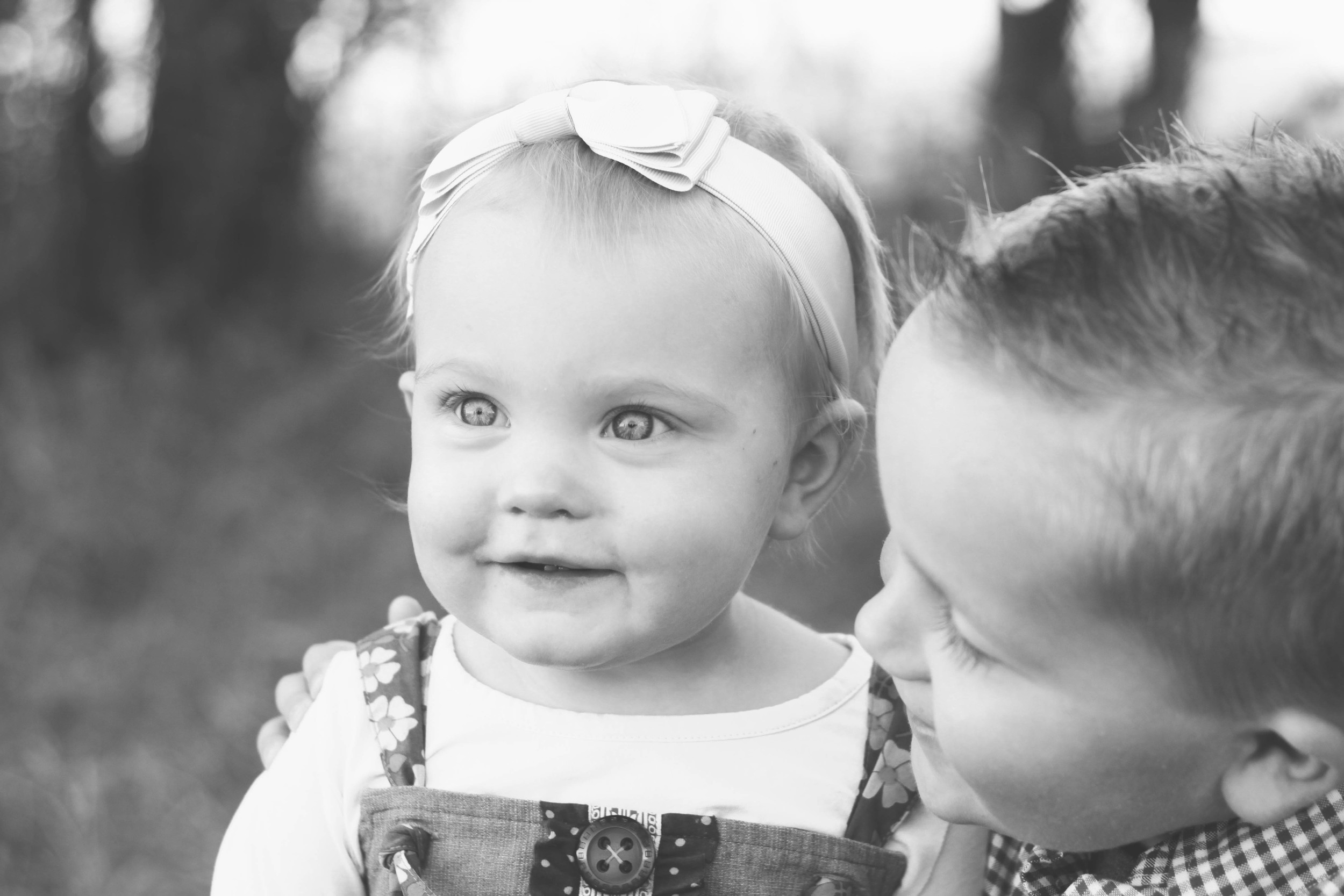 Brother and Sister | Mallorie Owens
