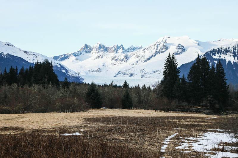 Mendenhall Glacier Trail | Mallorie Owens