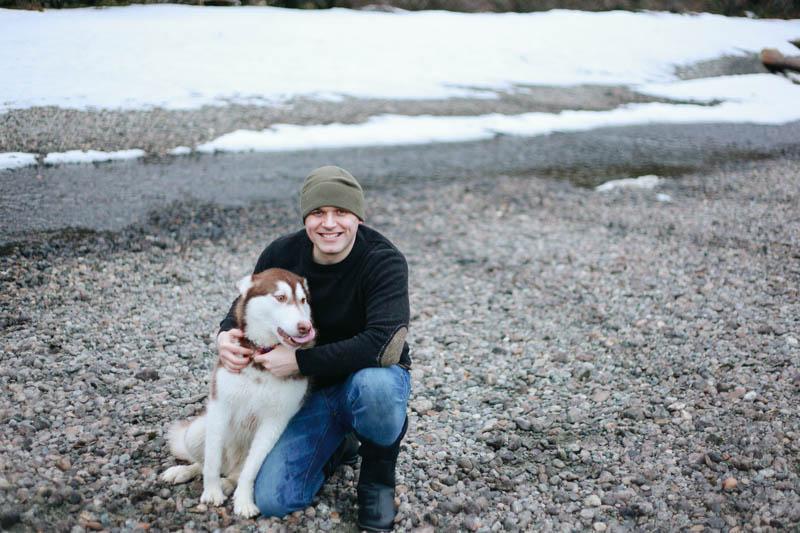 Atka the Alaskan Malamute | Mallorie Owens