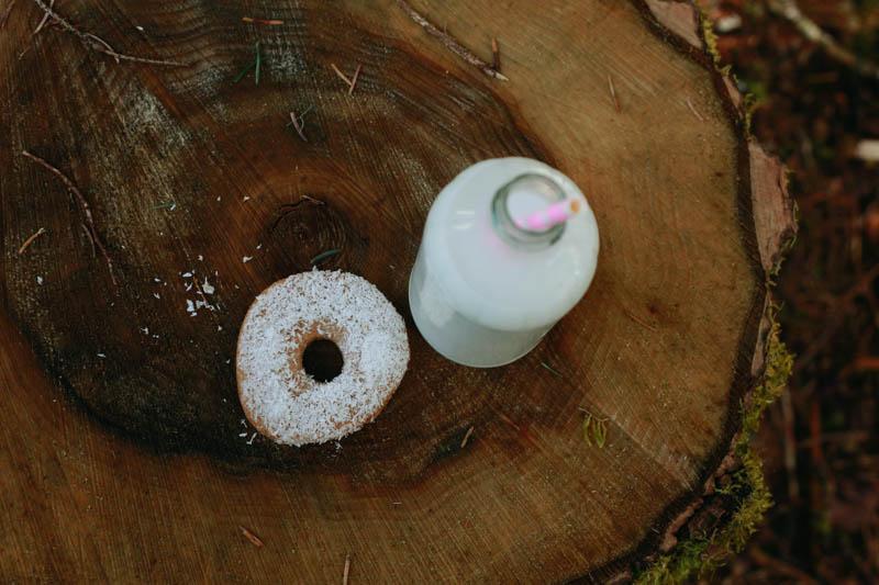 Coconut Baked Doughnut | Mallorie Owens