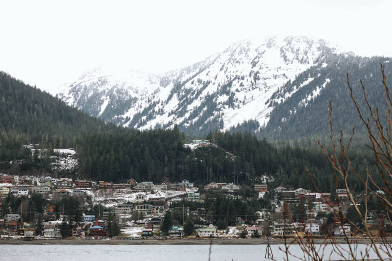 Mountains in Juneau, Alaska | Mallorie Owens