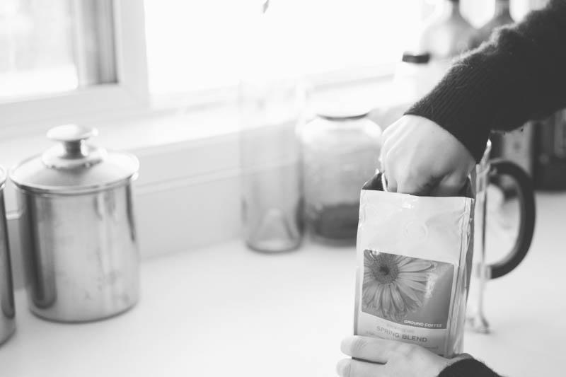Cold Pressed Coffee Recipe | Mallorie Owens
