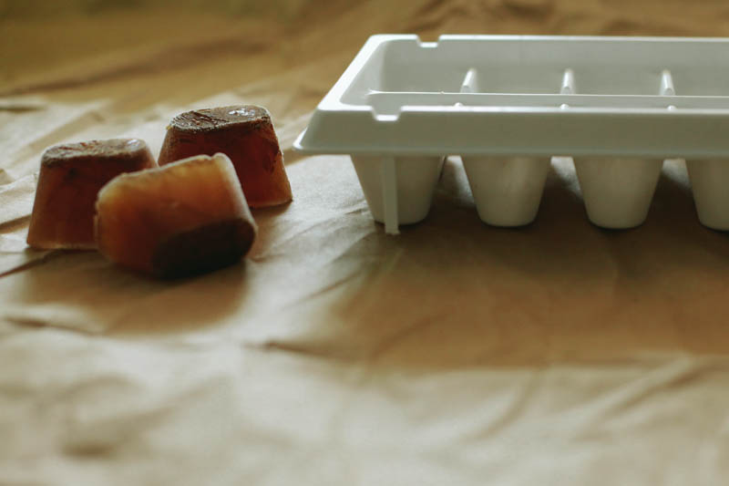 Coffee Ice Cubes | Mallorie Owens