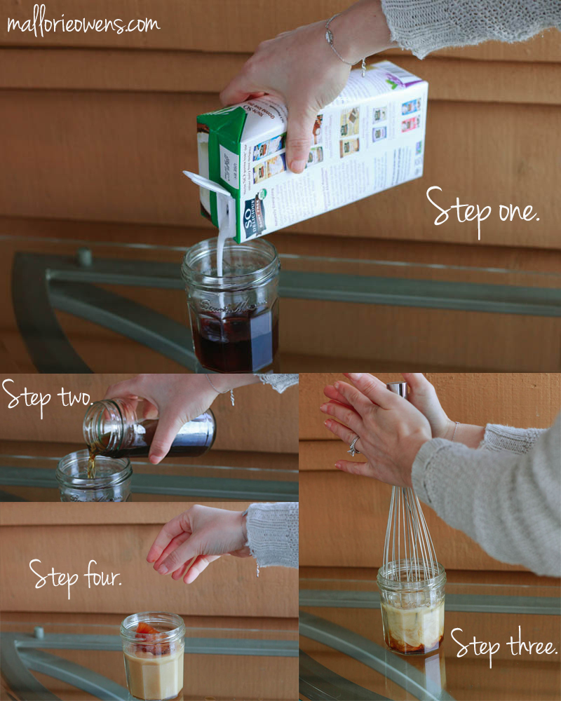 Iced Coffee How-to | Mallorie Owens