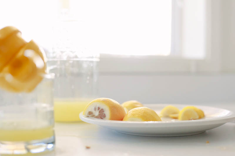Lemon Poppy Seed Muffins Ingredients   MALLORIE OWENS