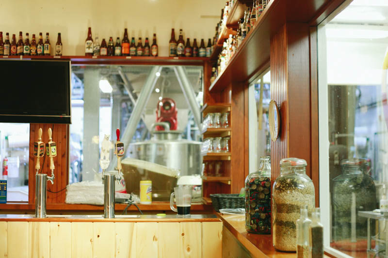 Alaskan Brewing Company, Juneau, Alaska | MALLORIE OWENS