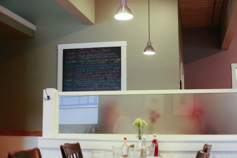 Sandpiper Cafe, Juneau, Alaska | MALLORIE OWENS