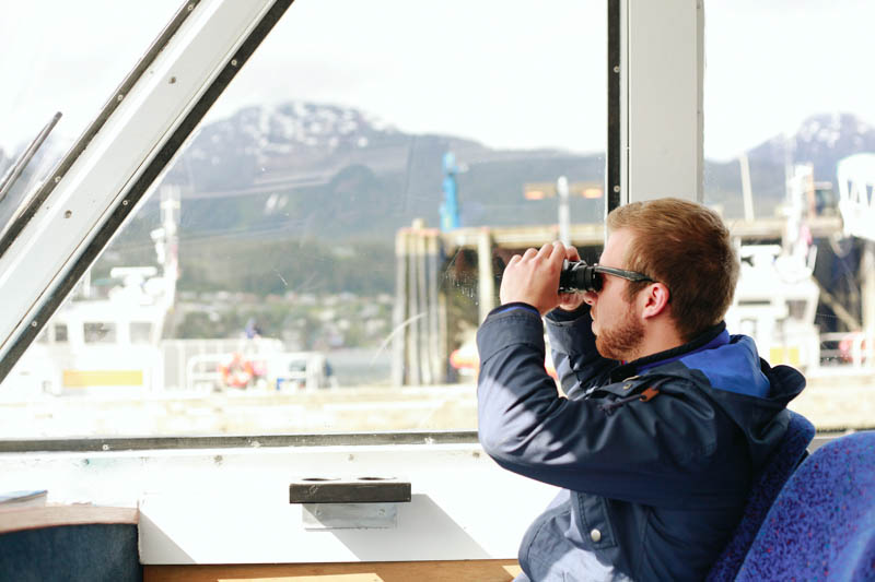 Glacier Cruise in Juneau, Alaska | MALLORIE OWENS