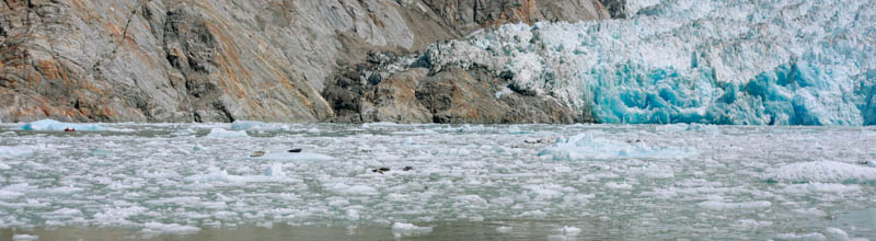 Tracy Arm Fjord Cruise | MALLORIE OWENS