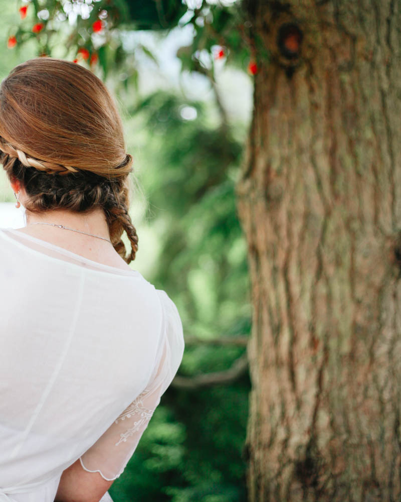 Bridal Hair Summer Braid | MALLORIE OWENS