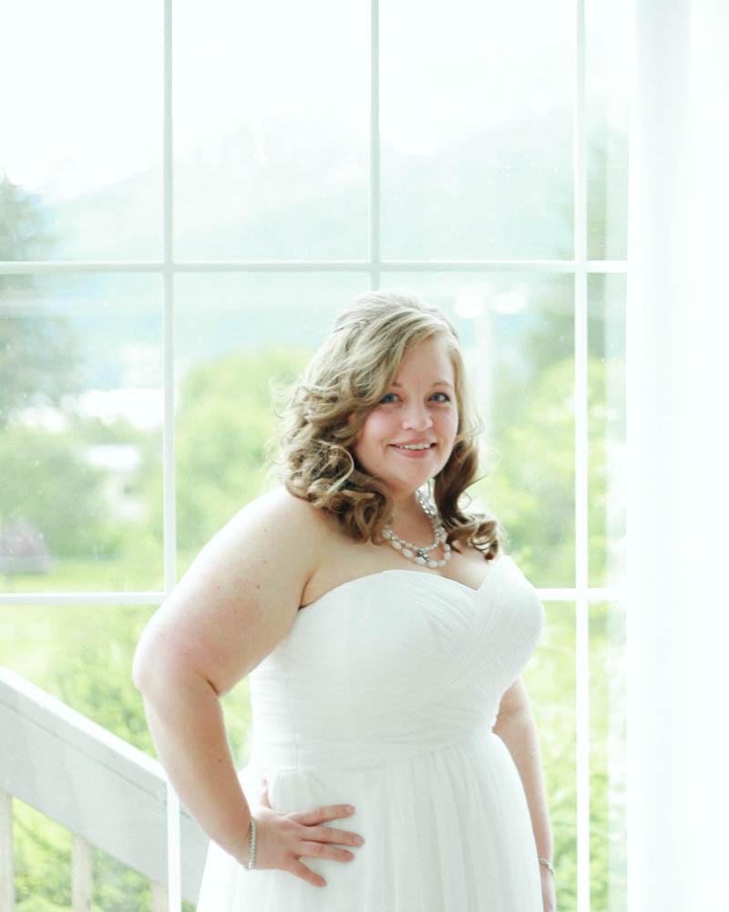 Juneau, Alaska Bridal Session | MALLORIE OWENS