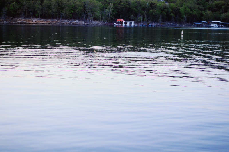 Tablerock Lake | MALLORIE OWENS