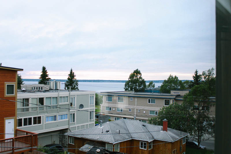 Apartment View in Anchorage, Alaska | MALLORIE OWENS
