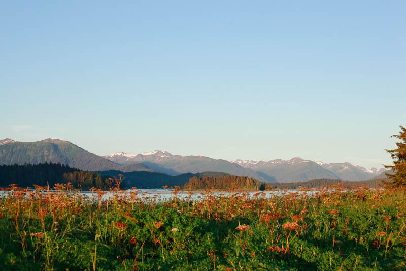 Point Louisa, Juneau, Alaska | MALLORIE OWENS