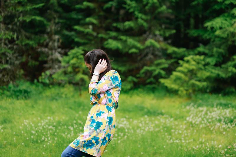 Floral Dress | MALLORIE OWENS