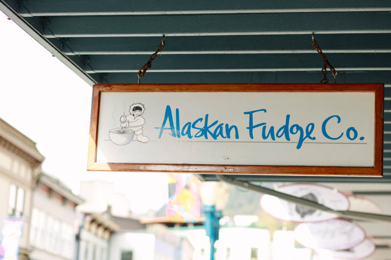 Places to Eat in Juneau, Alaska ↠ Alaskan Fudge Company | MALLORIE OWENS