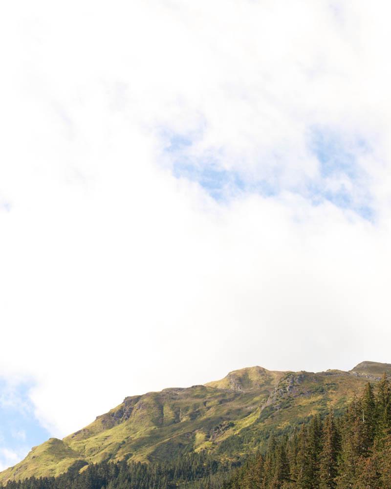 Mountain in Alaska | MALLORIE OWENS