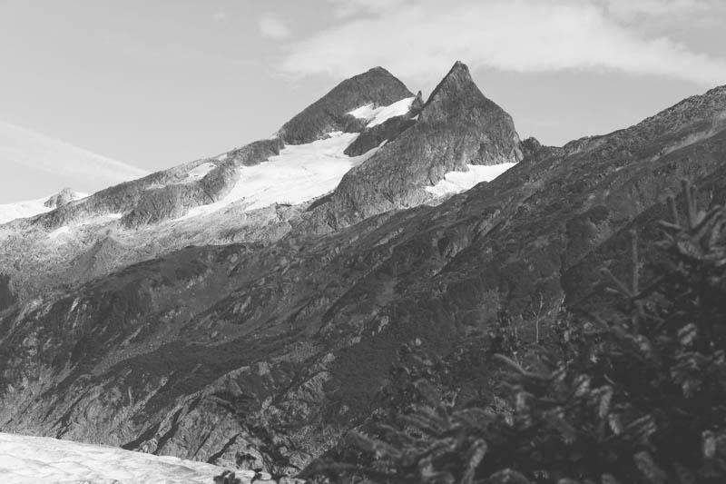 Black and White Mountain | MALLORIE OWENS